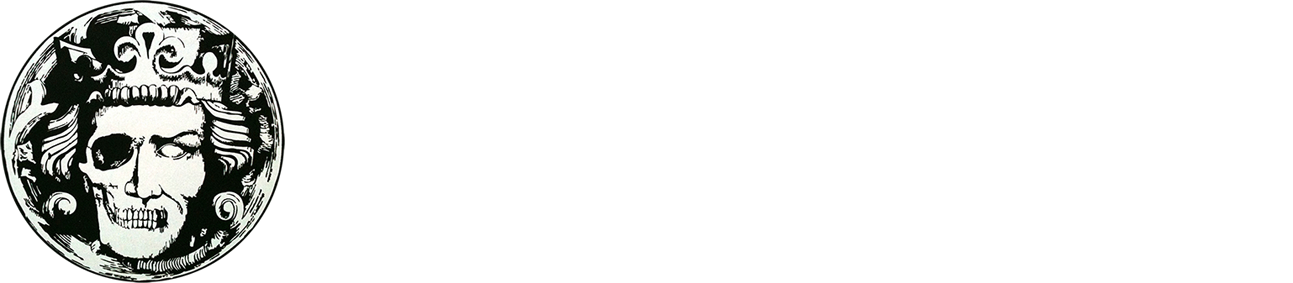 The Dead and living logotype